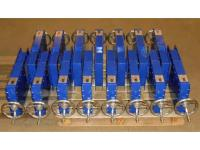 Manual Isolation Gate Valves
